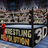 Wrestling Revolution 3D-icoon