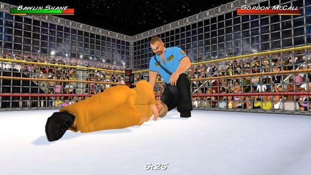 Wrestling Revolution 3D imagem de tela 6
