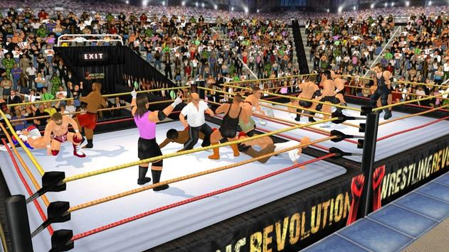 Wrestling Revolution 3D Screenshot 8