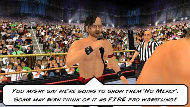 Wrestling Revolution 3D imagem de tela 13