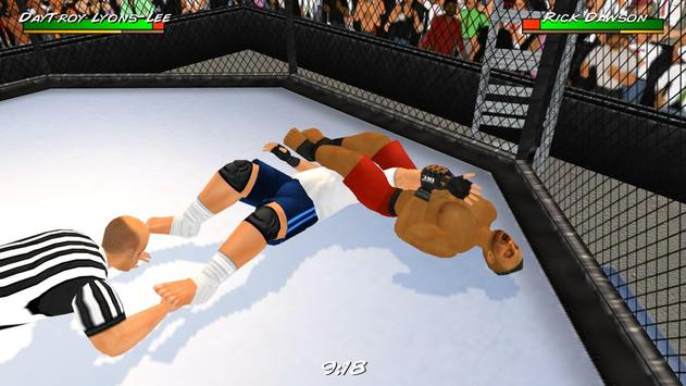 Wrestling Revolution 3D screenshot 10