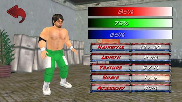 Wrestling Revolution 3D imagem de tela 11