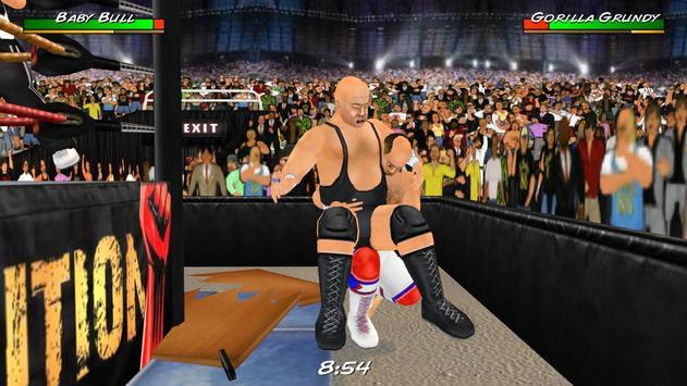 Wrestling Revolution 3D imagem de tela 14