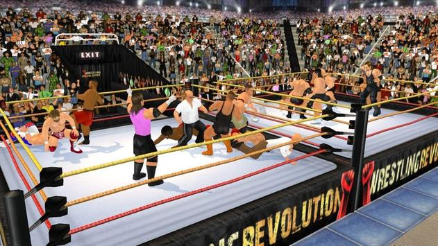 Wrestling Revolution 3D Screenshot 19