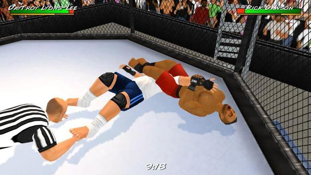 Wrestling Revolution 3D imagem de tela 2