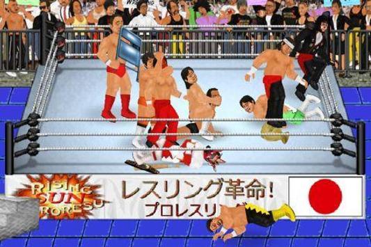 Wrestling Revolution Ekran Görüntüsü 4