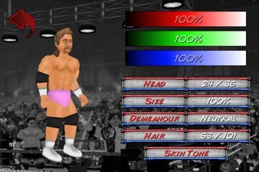 Wrestling Revolution Ekran Görüntüsü 1