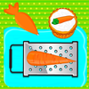 Baking Carrot Cupcakes - Coking Game 图标