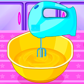 Juegos de cocina - Sweet Cookies icono