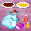 Fast Food Jogos Cafeteira ícone