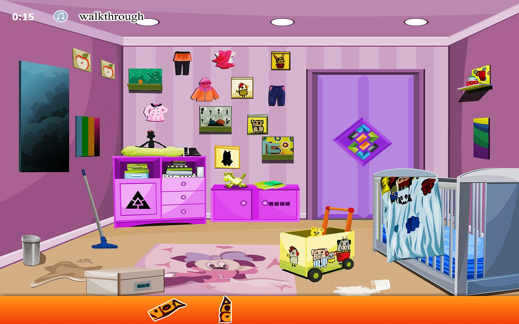 Messy Baby Room Escape For Android - APK Download