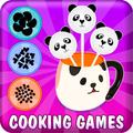 Panda Mini Pops Cooking