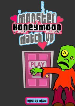 Monster Honeymoon Match poster