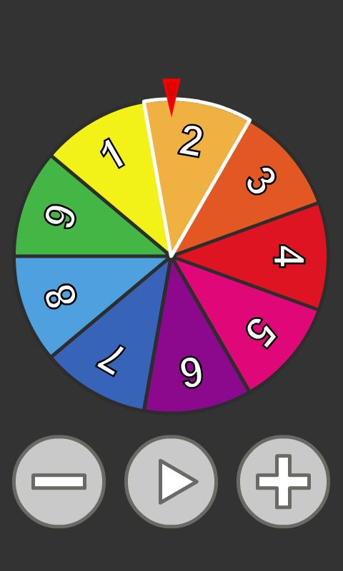 Aplikasi Roulette