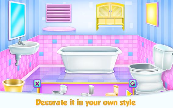 Bathroom Cleanup and Deco screenshot 6