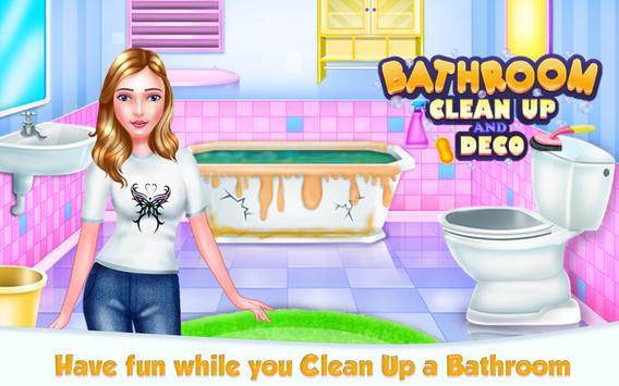 Bathroom Cleanup and Deco screenshot 8