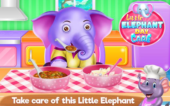 Little Elephant Day Care poster