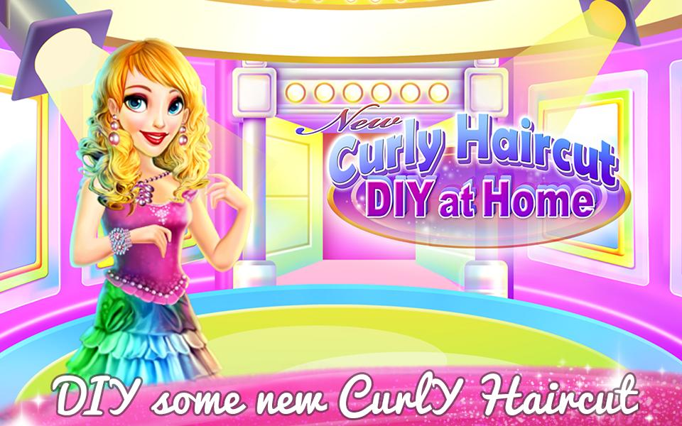 New Curly Haircut Diy At Home For Android Apk Download