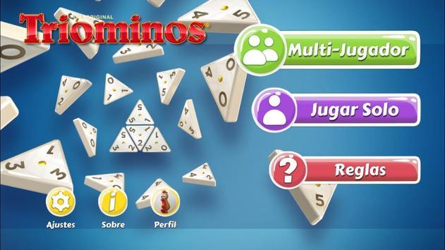 Triominos captura de pantalla 1
