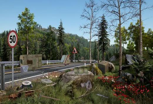 Escape Room Game Forest Train Station screenshot 1
