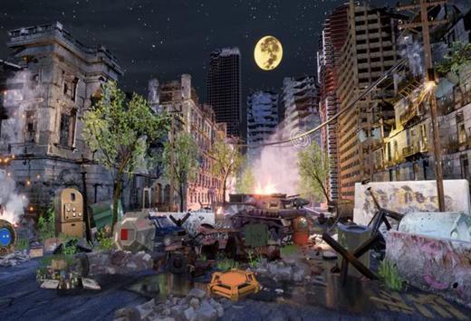 Escape Room Game Forest Train Station screenshot 2
