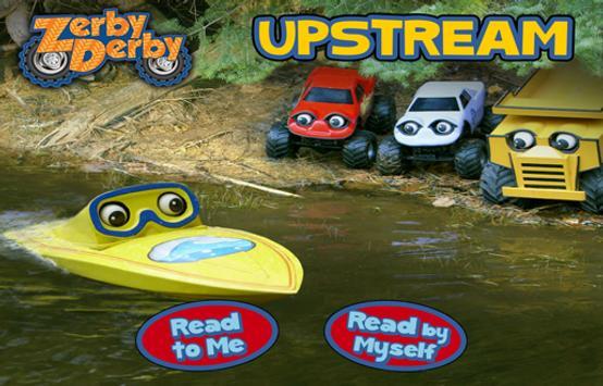 Zerby Derby Upstream poster