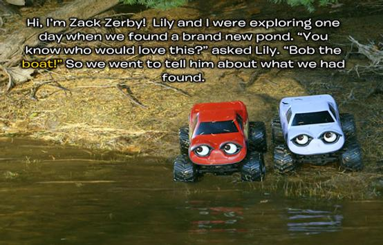 Zerby Derby Upstream screenshot 11