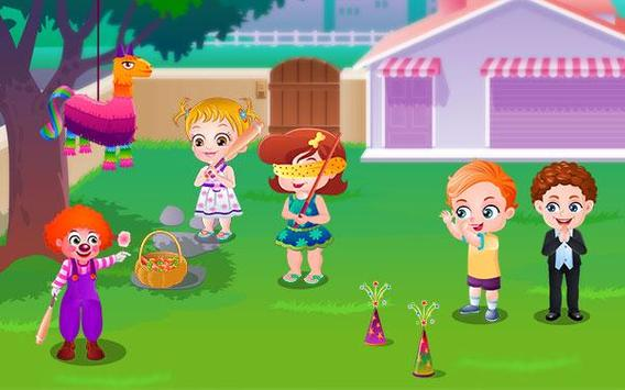 Baby Hazel Backyard Party poster