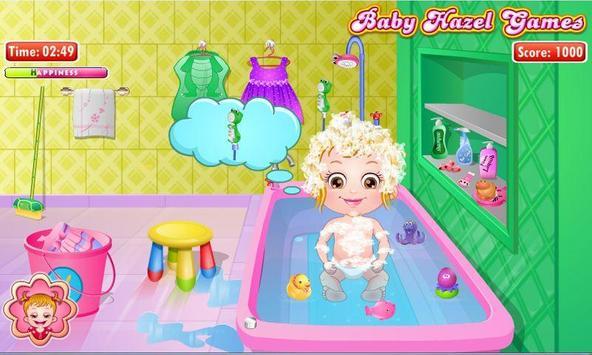 Baby Hazel Bathroom Hygiene screenshot 3