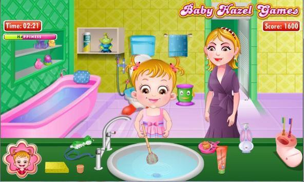 Baby Hazel Bathroom Hygiene screenshot 6