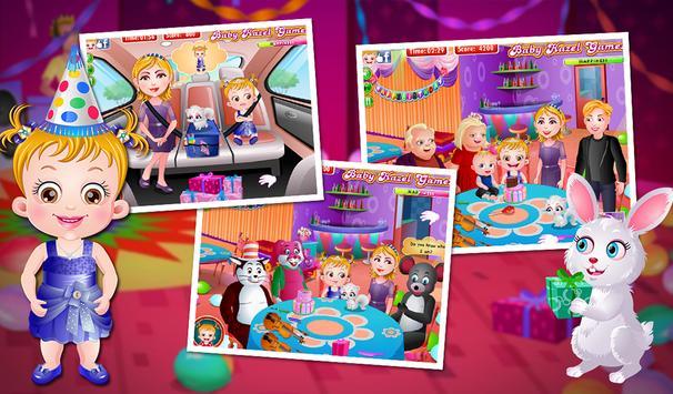 Baby Hazel Birthday Party screenshot 8
