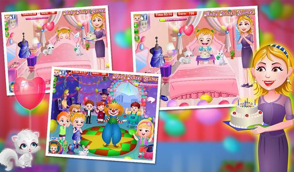Baby Hazel Birthday Party screenshot 3