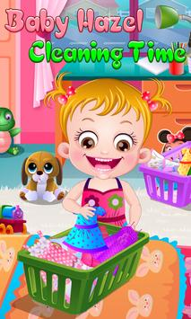 Baby Hazel Cleaning Time screenshot 3