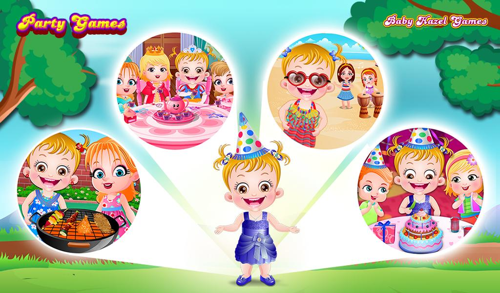 Baby Hazel Party Games for Android - APK Download
