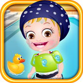 Baby Hazel Swimming Time icon
