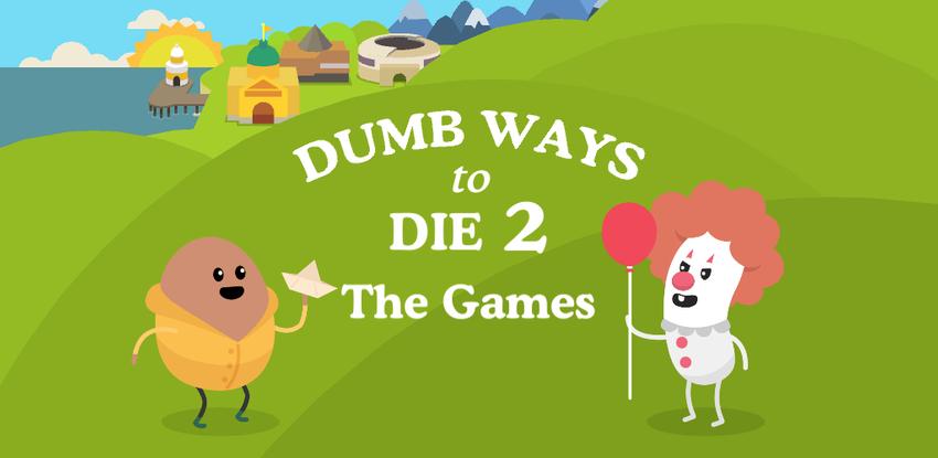 Dumb Ways to Die 2: The Games APK