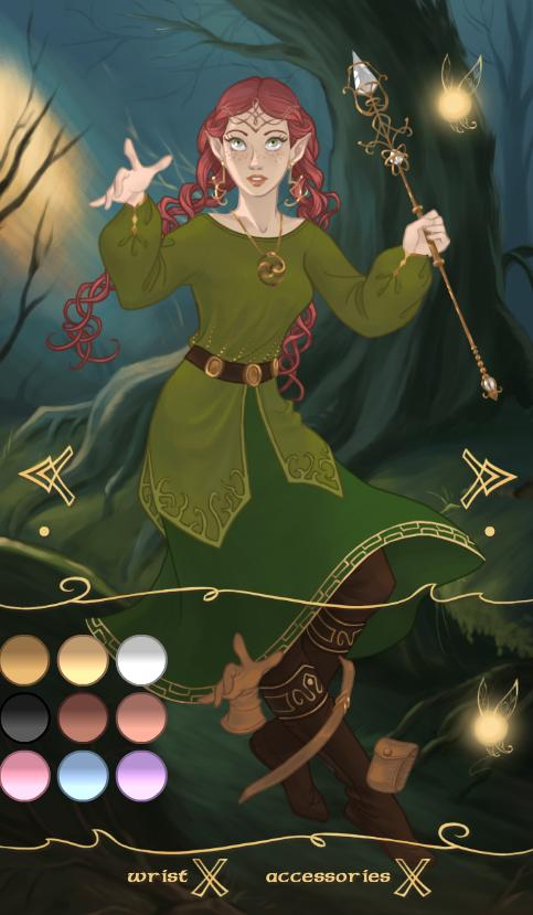 Magical Elf Dress Up For Android Apk Download