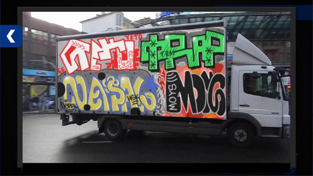 650 ide graffiti unlimited terbaik