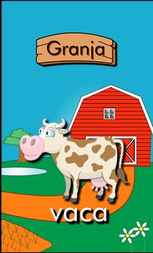 ANIMALS FOR KIDS flashcards screenshot 4