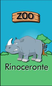 ANIMALS FOR KIDS flashcards screenshot 1