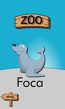 ANIMALS FOR KIDS flashcards screenshot 2