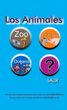ANIMALS FOR KIDS flashcards screenshot 3