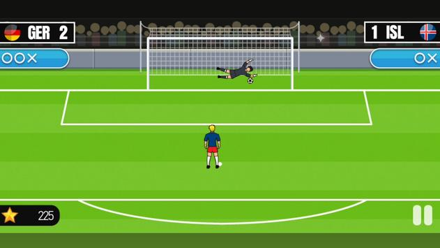 World Cup Penalty 2018 screenshot 1