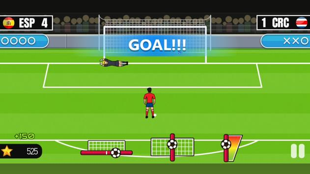 World Cup Penalty 2018 screenshot 2