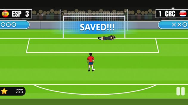 World Cup Penalty 2018 screenshot 3