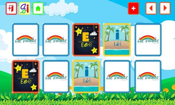 Aprender las Vocales screenshot 7