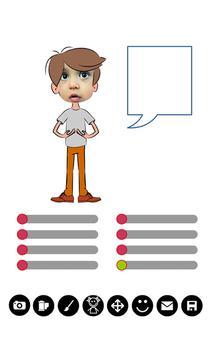 Comic Puppet Gif Maker screenshot 4