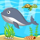Game Anak Edukasi Hewan Laut icon