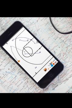 CoachIdeas - BasketBall Playbook Coach poster