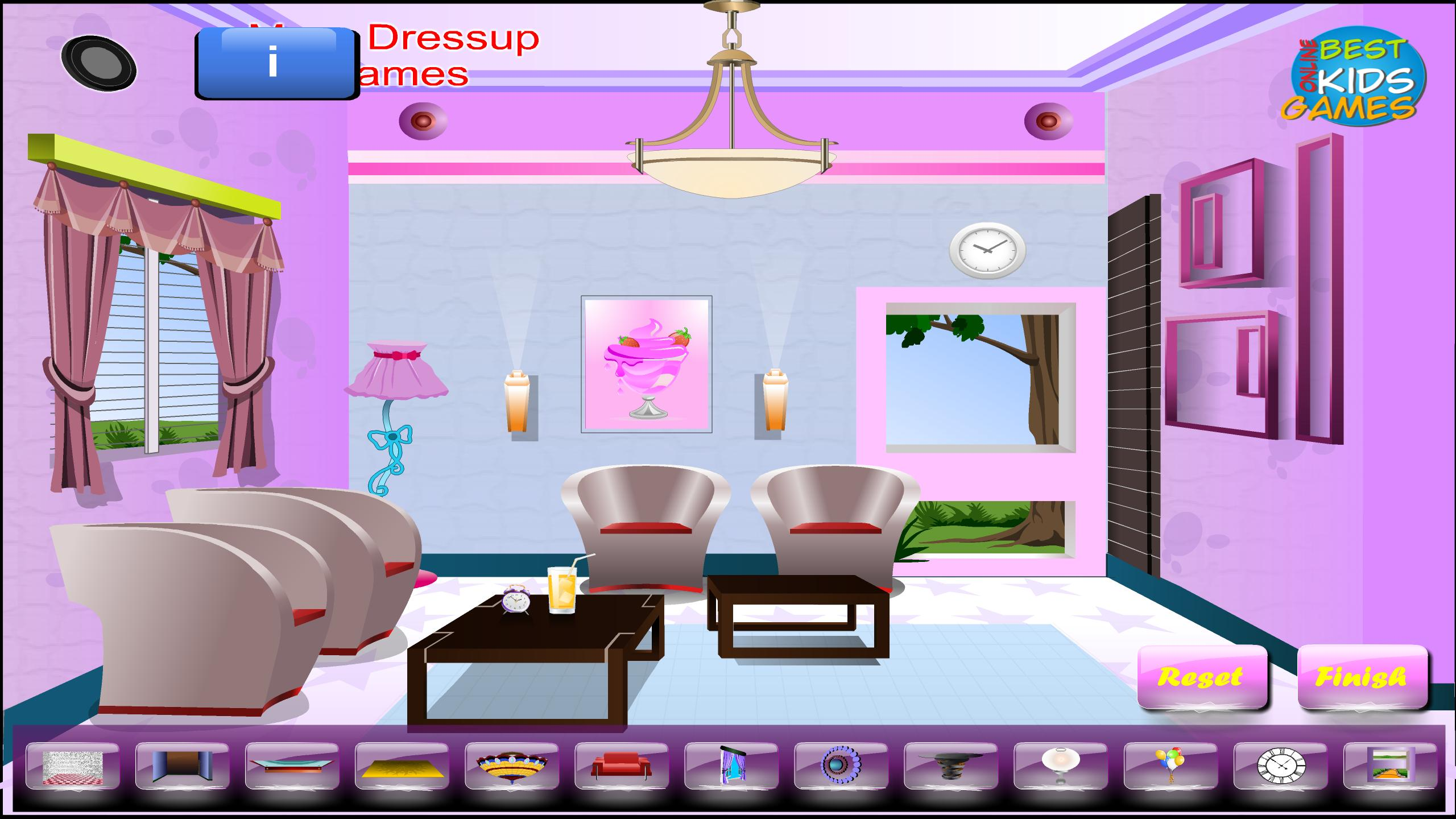 barbie room decoration games free download